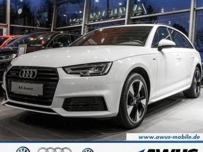 gebraucht Audi A4 Avant 2.0 TDI design quattro (Navi LED Klima)