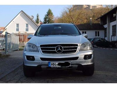 gebraucht Mercedes ML320 CDI 4Matic 7G-TRONIC DPF