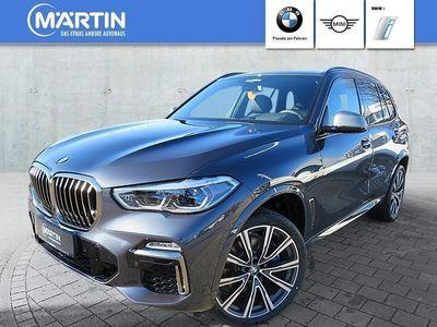 gebraucht BMW X5 M50d Gestiksteuerung HUD H&K DAB Laserlicht Komfortzg. Soft-Close