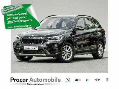 gebraucht BMW X1 FahrzeugdatenVerbrauch und UmweltFinanzierungLeasingFiliale
