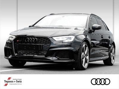 gebraucht Audi RS3 Sportback 2.5 TFSi S-tronic quattro Navi Optik sch