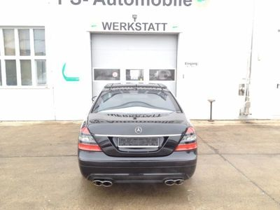 gebraucht Mercedes S420 S-Klasse Lim.CDI L AMG