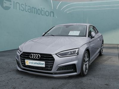 gebraucht Audi A5 A5Coupι 40 TDI S tronic S line - NAVILEDLEDER