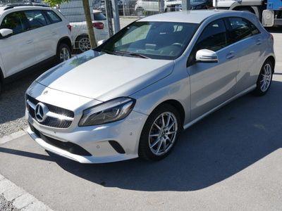 gebraucht Mercedes A200 1.6 Benzin