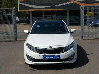 gebraucht Kia Optima Hybrid Spirit 2.0 Benzin/ Vollausstattung