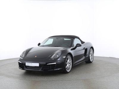 gebraucht Porsche Boxster (981) (Sitzheizung & Tempomat & PDC )