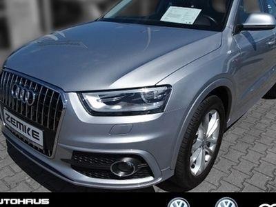 gebraucht Audi Q3 1.4 TFSI S-tronic S line Selection