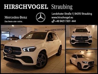 gebraucht Mercedes 300 GLEd 4M AMG-Line+Night+AHK+MBUX+MULTIBEAM