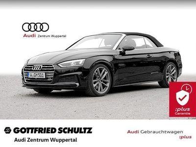 gebraucht Audi A5 Cabriolet 2.0TFSI LEDER 2xS-LINE NAV SHZ FSE PDC V Sp