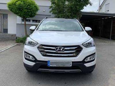 gebraucht Hyundai Santa Fe 2.2 CRDI 4WD Automatik Premium