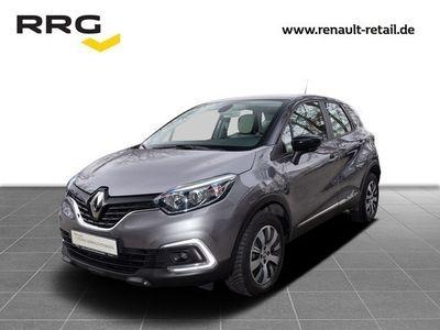 gebraucht Renault Captur 0.9 TCe 90 EXPERIENCE Allwetterreifen, Navi, Sitz
