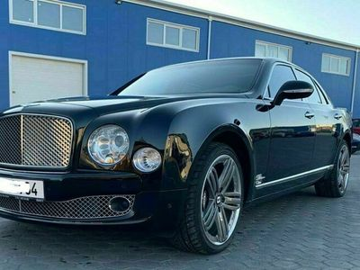 gebraucht Bentley Mulsanne 6.8 Automatic als Limousine in Untertürkheim