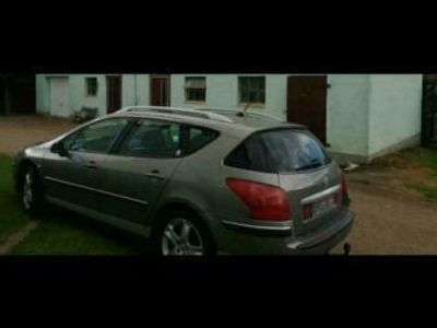 gebraucht Peugeot 407 reserviert!!!