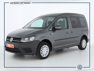 gebraucht VW Caddy Trendline 2,0 Klima Rückfahrkamera