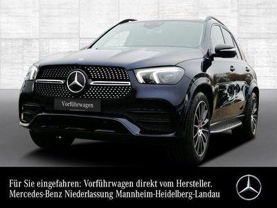 gebraucht Mercedes GLE350 d 4M AMG WideScreen Stdhzg Burmester LED