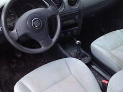 gebraucht Seat Ibiza 1.4 16V Euro4/Klimaautomatik 2.Hand