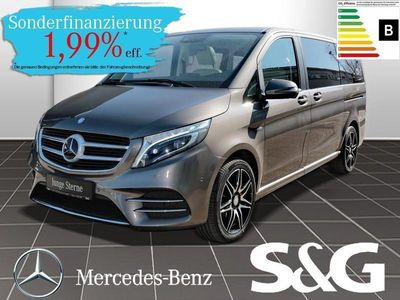 gebraucht Mercedes V250 d 4MATIC EXCLUSIVE EDITION Lang