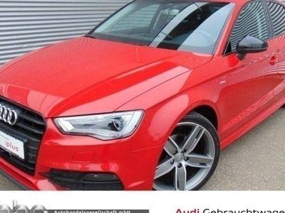 gebraucht Audi A3 Limousine S-Line selection 2.0TDI Navi ACC