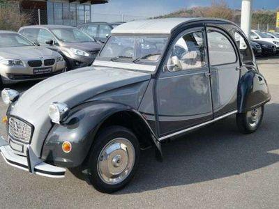gebraucht Citroën 2CV Charlestone Hardtop + Faltdach