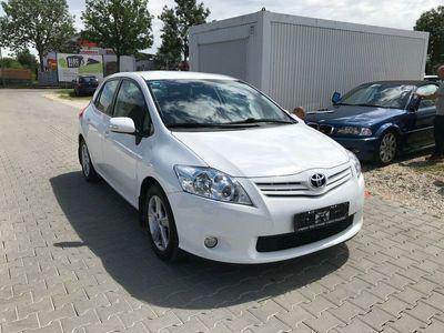gebraucht Toyota Auris Edition 1.6 Tempomat 1 Jahr Garantie