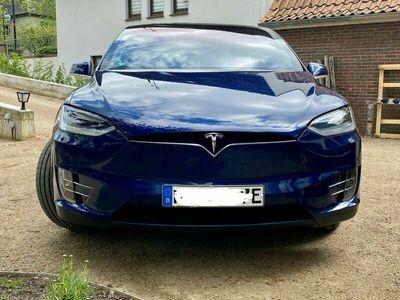 gebraucht Tesla Model X 90D HW3.0 FSD