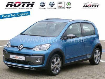 usado VW cross up! Up! 1,0 TSI BMTBluetooth, Tempomat,Si