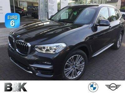 gebraucht BMW X3 xDrive30i, Luxury Line