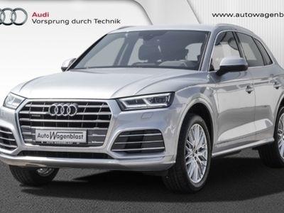 gebraucht Audi Q5 Sport 2.0 TDI quattro S-LINE AHK+DCC+LED+NAVI+VIRTUAL