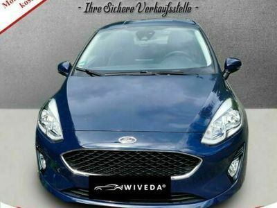 gebraucht Ford Fiesta Cool & Connect TEMPOMAT~KLIMA~PDC~
