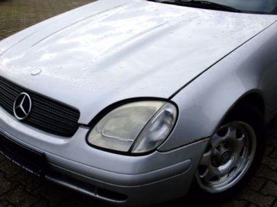 gebraucht Mercedes SLK200 *AUTOMATIK*TÜV 05,2018
