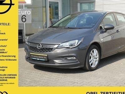 gebraucht Opel Astra 1.4 Turbo Edition KLIMA INTELLILINK EU6