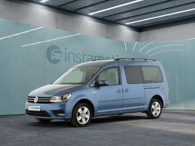 gebraucht VW Caddy Maxi Caddy2.0 TDI Comfortline *DSG*AHK*App-Conn
