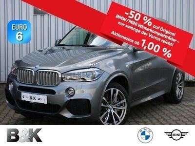 gebraucht BMW X5 xDrive50i M Sportpaket Individual B+O, Standh