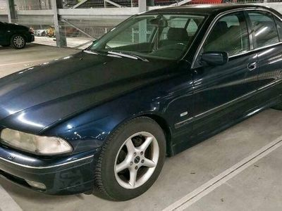 gebraucht BMW 528 E39 i Bj. 02/1999