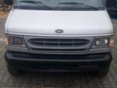 käytetty Ford Econoline USA5,4 V8 Benzin