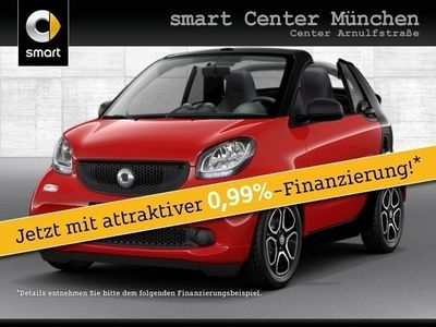 gebraucht Smart ForTwo Cabrio 66kW prime BRABUS tailor made DCT