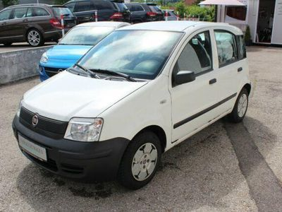käytetty Fiat Panda 1.1 8V Active*1-HAND*8FACH BEREIFT*EURO-4