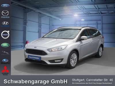 used Ford Focus Turnier 1.0 EcoBoost Business RKF Navi P-Assi