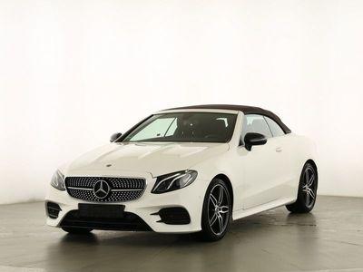gebraucht Mercedes E220 Ca AMG DAB M Visi Night Smartp int Ambi