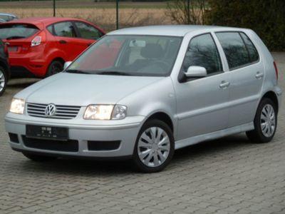 gebraucht VW Polo Lim. Trendline TDI AHK im Kundenauftrag