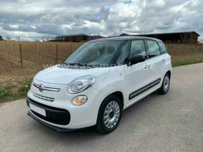 gebraucht Fiat 500L Living Pop Star KLIMA SHZ PDC TEMPOMAT TÜV