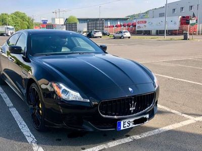 gebraucht Maserati Quattroporte GTS Automatik Festpreis!