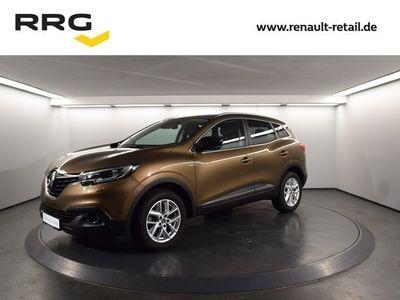 gebraucht Renault Kadjar KadjarLIMITED DELUXE TCe 140 TEILLEDER