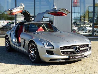 gebraucht Mercedes SLS AMG *Magno Allanitgrau*