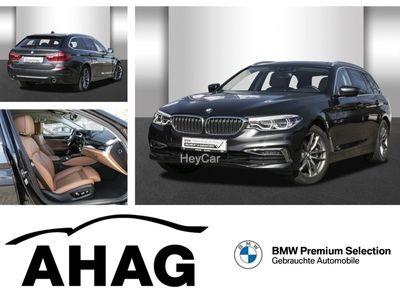 gebraucht BMW 530 d xDrive Luxury Line Innovationsp