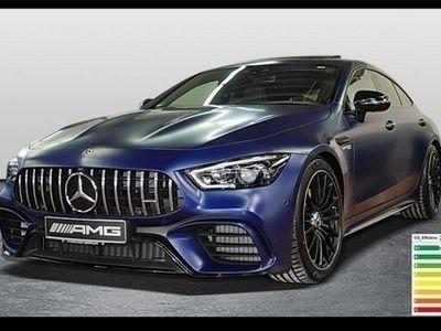 gebraucht Mercedes AMG GT 63 Perf Sitze Burmester
