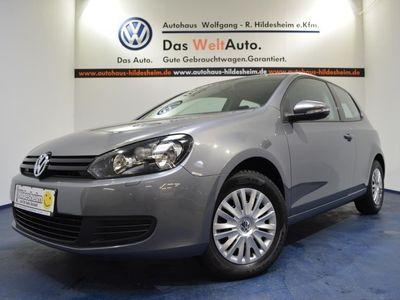 gebraucht VW Golf VI Trendline 1.6l, DSG, SHZ, Ganzjahresreifen, MP3 Radio, Climatic, MFA, ZV