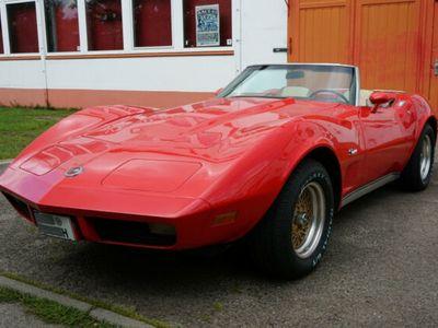 gebraucht Corvette Stingray V8 350Cabrio Chrom