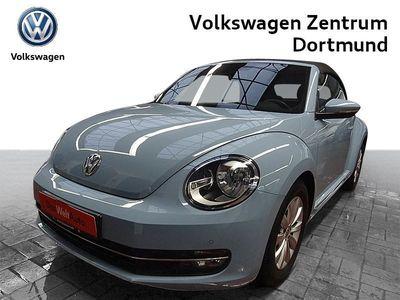 gebraucht VW Beetle Cabrio 1.2 TSI Design KLIMA/PDC/GRA/ALU
