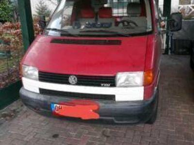 gebraucht VW T4 Pritsche 2,4 Diesel